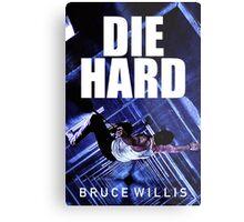 DIE HARD 8 Metal Print