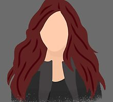 VECTOR CLARY (SHADOWHUNTER) by Alison Huang