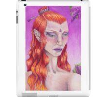 Elven #1 iPad Case/Skin