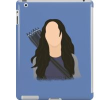 Vector Katniss iPad Case/Skin