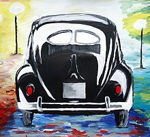 VW bug split window by artshop77