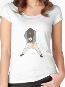 Ruby da cherry Women's Fitted Scoop T-Shirt