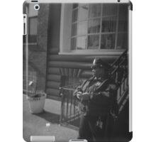 Cop, Texting iPad Case/Skin