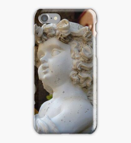 Garden Cherub 2 iPhone Case/Skin