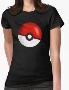 Gotta catchem all Womens Fitted T-Shirt