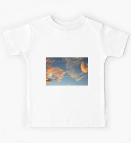 Sunset Beauty -  Colors in Nature - Mystic Magnificent Kids Tee