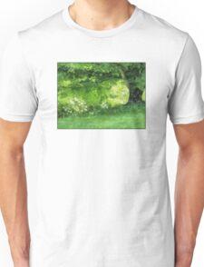 Casually Green Unisex T-Shirt
