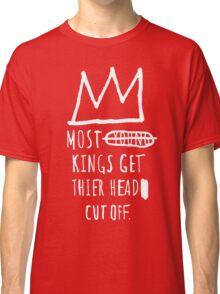 Basquiat ''Young Kings'' Quote Classic T-Shirt