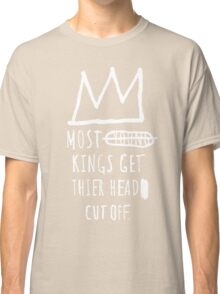 Basquiat ''Young Kings'' Quote Classic T-Shirt