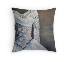 Lost and found.  Throw Pillow