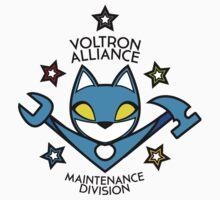 V.A. Maintenance Division Blue Kids Tee