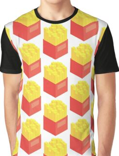 Fries Galore Graphic T-Shirt