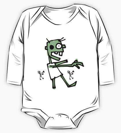 Zombies One Piece - Long Sleeve