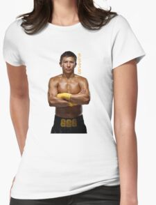 Triple GGG Womens Fitted T-Shirt