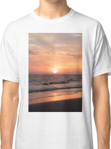 Sunset at the Beach Classic T-Shirt