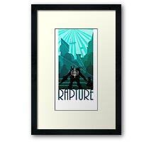 Rapture Framed Print