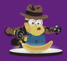 Raiders of the Lost Banana by danielctuck