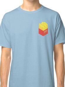 Isometric Fries Classic T-Shirt