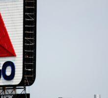 Famous Citgo Landmark Sign, Boston MA Sticker