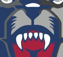 University of Maine black bear Sticker