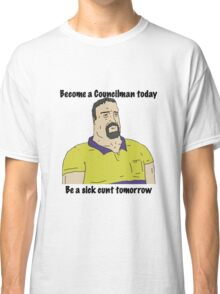 Mike Nolan councilman big lez show Classic T-Shirt