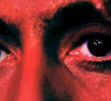 Scarface Eyes Sticker
