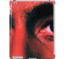 Scarface Eyes iPad Case/Skin