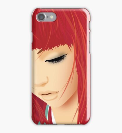 Chinese song iPhone Case/Skin