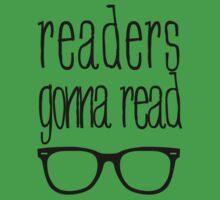Readers Gonna Read Kids Tee
