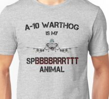 A-10 WARTHOG - Spirit Animal-b Unisex T-Shirt
