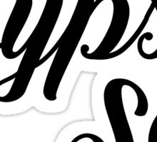 Gypsy soul Sticker