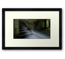 .......Once Upon A Time....... Framed Print
