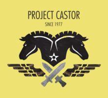 Project Castor Horse One Piece - Short Sleeve