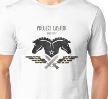 Project Castor Horse Unisex T-Shirt