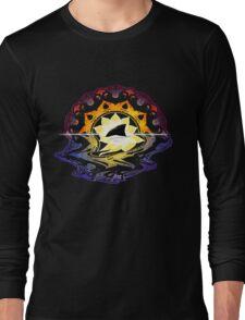Mandala Sunset Long Sleeve T-Shirt