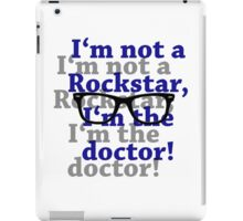 Doctor?  iPad Case/Skin