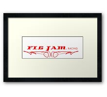 fig jams 'VH commo Framed Print