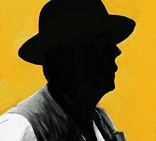 Joseph Beuys by zmudart