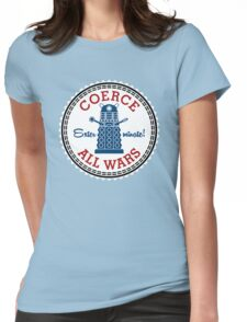 Coerce All Wars (clean) Womens Fitted T-Shirt