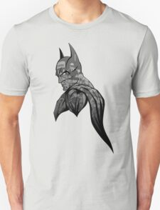 It's Not Who I Am Underneath... (Grayscale) Unisex T-Shirt