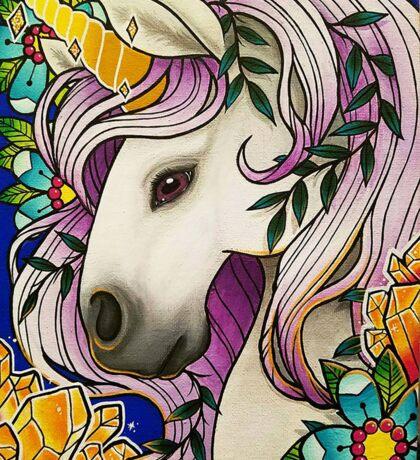 Magical Unicorn Sticker