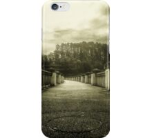 Mystery ahead. iPhone Case/Skin