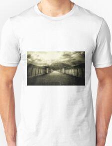 Mystery ahead. Unisex T-Shirt