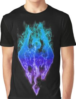 SKYRIM! Graphic T-Shirt