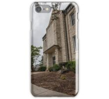 Trig County, Kansas, Courthouse iPhone Case/Skin