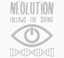 NEOLUTION follows the science Kids Tee