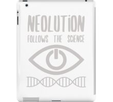 NEOLUTION follows the science iPad Case/Skin