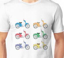 Colorful Bikes Unisex T-Shirt