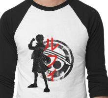 Luffy Men's Baseball ¾ T-Shirt