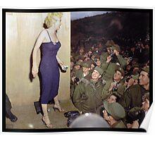 Marilyn Monroe, 1954 Poster